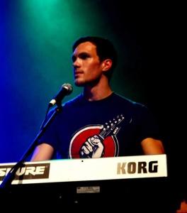 Tobias Schwarz Keyboard